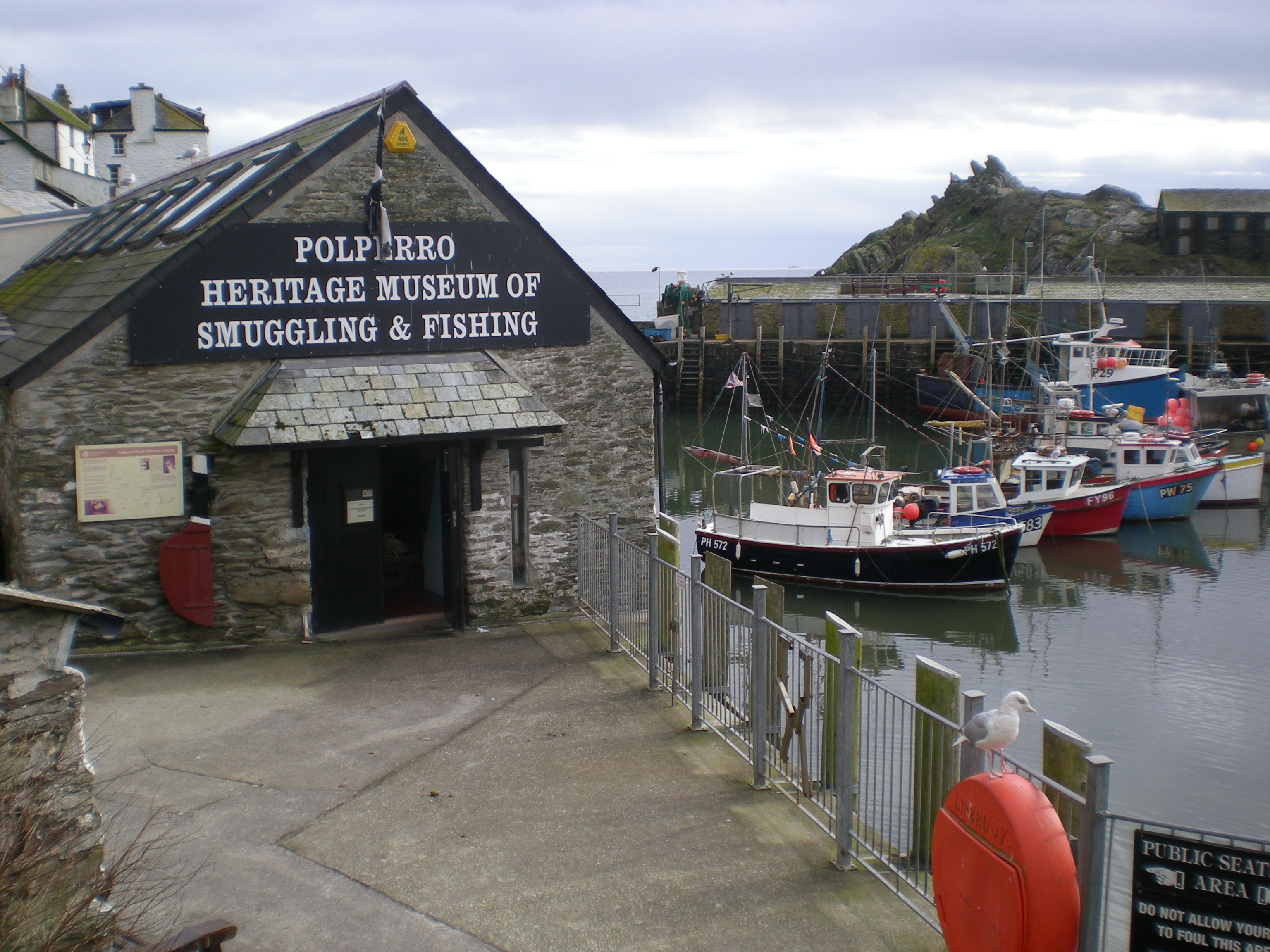 Polperro Heritage Museum of Smuggling & Fishing