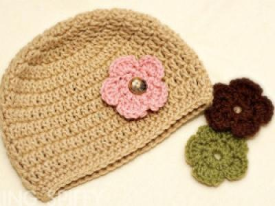 Crochet Workshop   Hats and Flowers