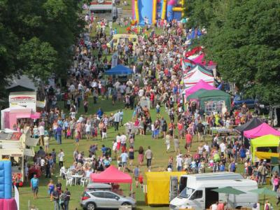 Summer Fete CANCELLED