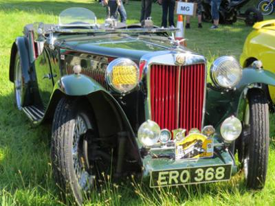 Classic Car Show and Summer Fayre