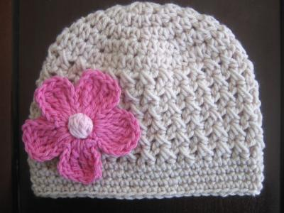 Hats and Flowers Crochet Workshop