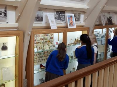 Schools Focus   learn about local history