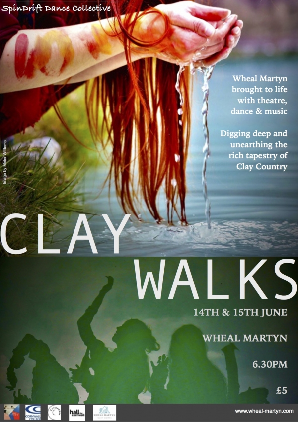 Clay Walks and Wheal Martyn set the tempo for dance in Museums