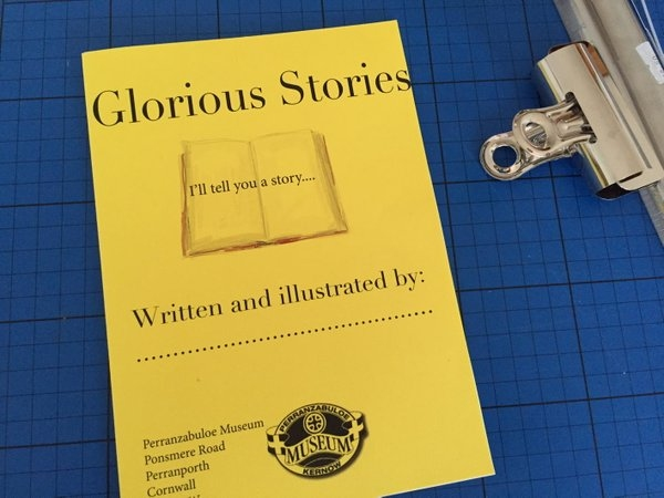 Glorious Stories: A Big Draw Event