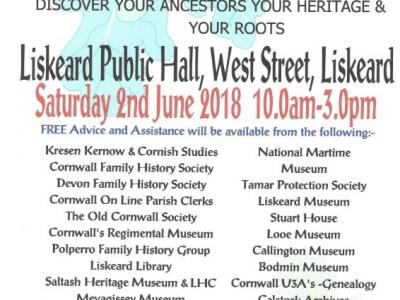 Family History Discovery Day