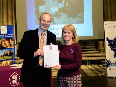 Helston Museum Wins Prestigious Award For Education