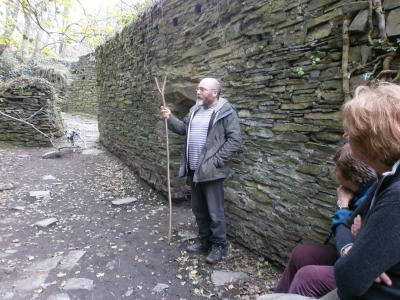 Folklore and Magic walk from the Museum of Witchcraft and Magic