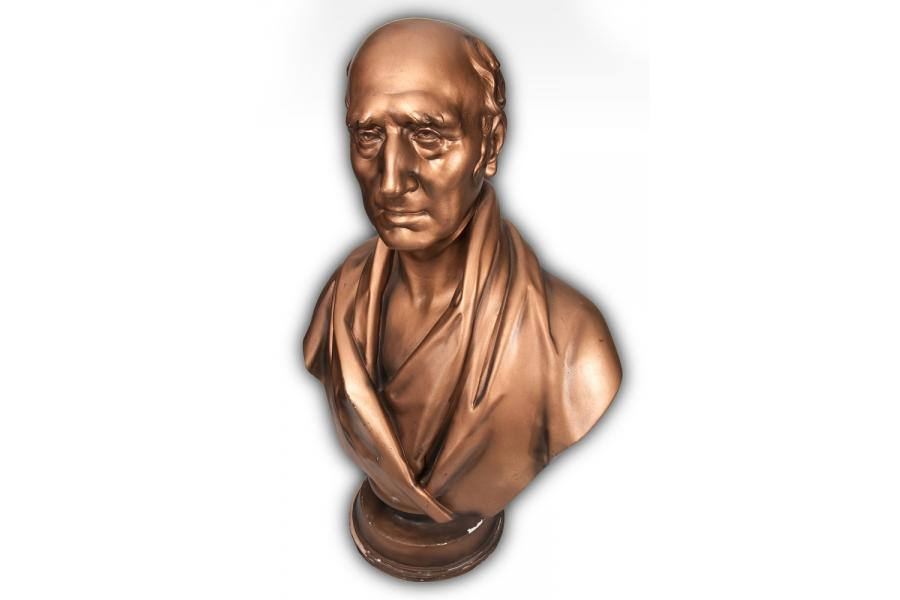 William Murdoch Bust