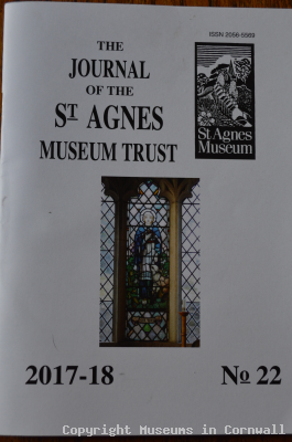 St Agnes Museum Trust Journal 22 product photo