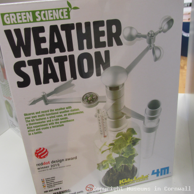 Green Science Weather Station product photo