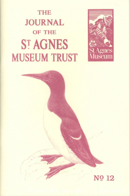 St Agnes Museum Trust Journal 12 product photo