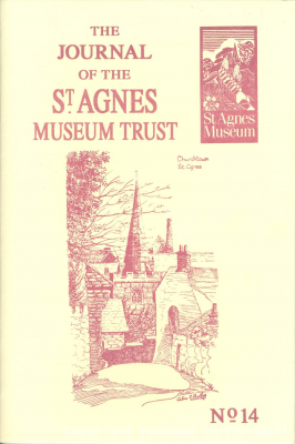 St Agnes Museum Trust Journal 14 product photo