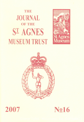St Agnes Museum Trust Journal 16 product photo