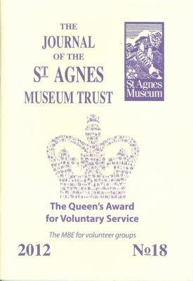 St Agnes Museum Trust Journal 18 product photo