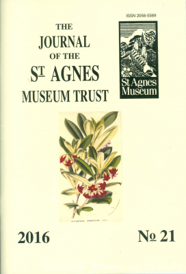 St Agnes Museum Trust Journal 21 product photo