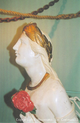 Lady Agnes Figurehead   bust product photo