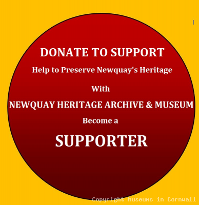 Supporter of Newquay Heritage Archive and Museum product photo