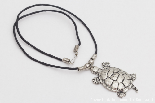 Turtle Necklace product photo