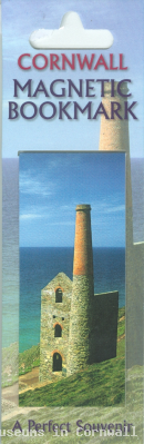 Wheal Coates Magnetic Bookmark product photo