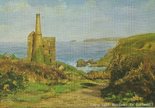 Wheal Friendly print by Gwen Clay product photo