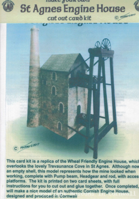 St Agnes Wheal Friendly Engine House product photo