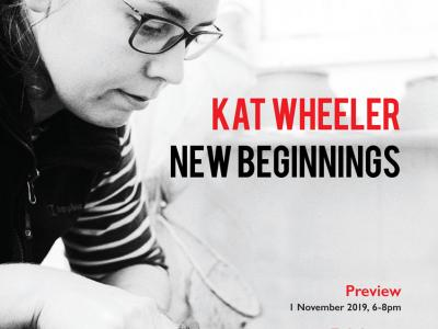 Kat Wheeler: New Beginnings