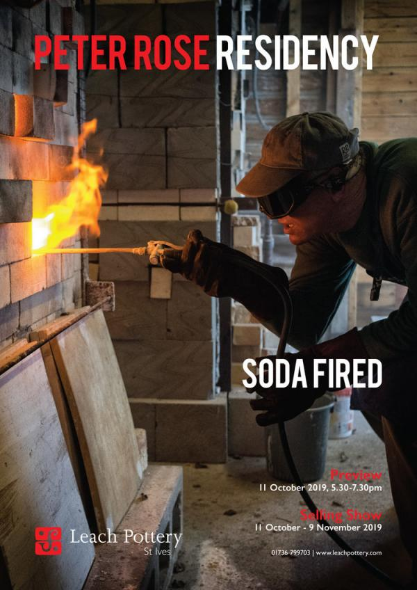 Peter Rose: Soda Fired